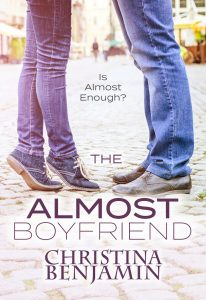 Cover Reveal: The Almost Boyfriend  By: Christina Benjamin