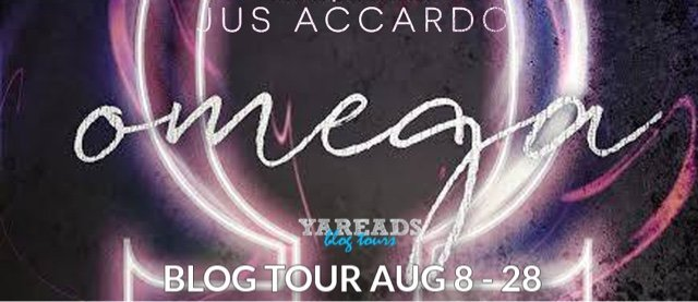 Book Review: Omega (The Infinity Division #2) + GIVEAWAY  By: Jus Accardo