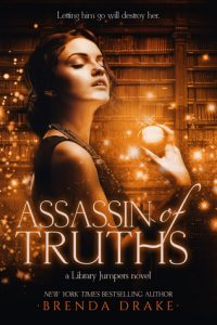 Book Review: Assassin of Truths  By: Brenda Drake