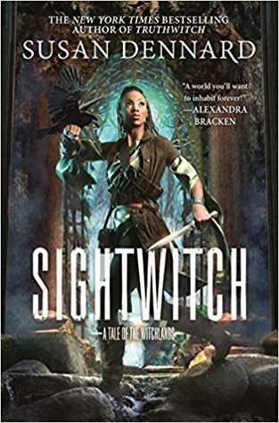 Sightwitch Book Cover