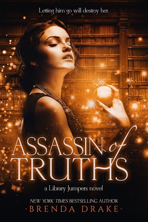 Book Excerpt: Assassin of Truths + GIVEAWAY </br> By: Brenda Drake