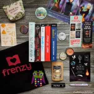 Frenzy Presents Spring 2018