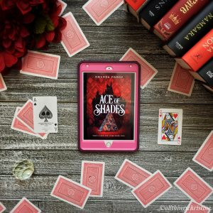 Book Review: Ace of Shades </br>By: Amanda Foody