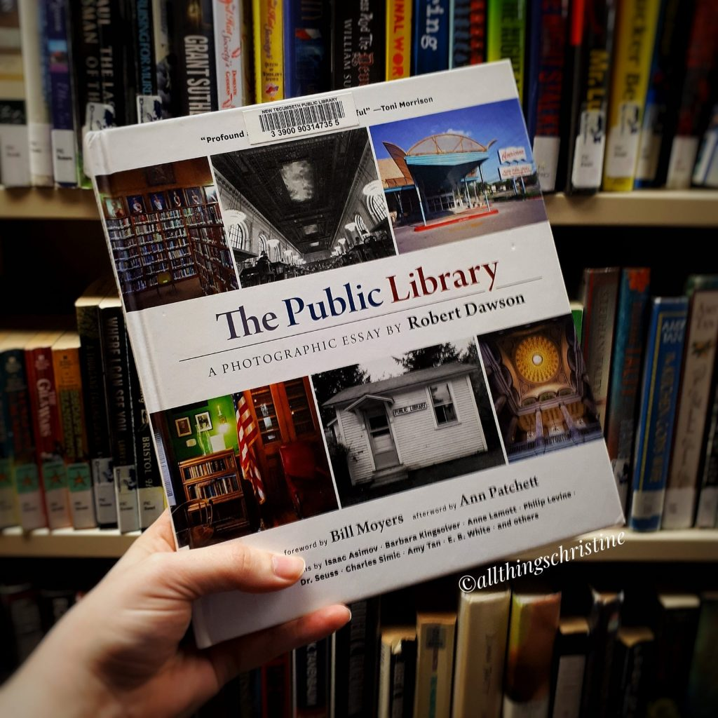Books on a Budget: The Library