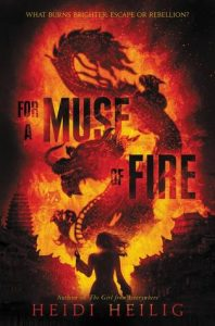 For A Muse of Fire Cover