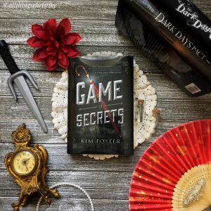 Book Review: Game of Secrets </br> By: Kim Foster