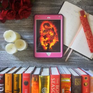 Waiting on Wednesday: For a Muse of Fire