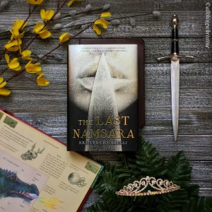 Book Review: The Last Namsara <br/> By: Kristen Ciccarelli
