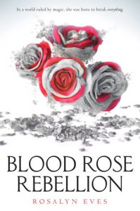 Blood Rose Rebellion Cover
