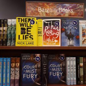 Bargain Books Picture
