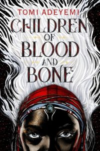 Children of Blood and Bone Cover