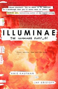 Illuminae Cover