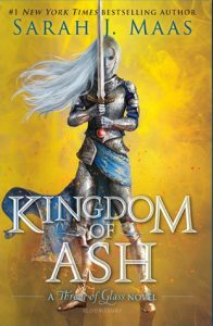Kingdom of Ash Cover