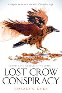 Lost Crow Conspiracy Cover