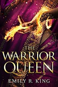 The Warrior Queen Cover Emily R King