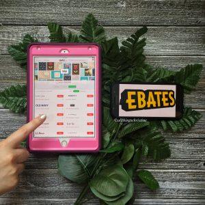 Books on a Budget: Ebates