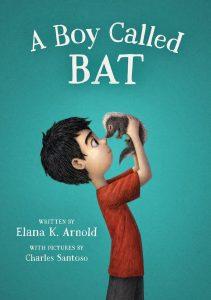 A Boy Called Bat Cover