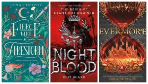 August 21 Book Covers