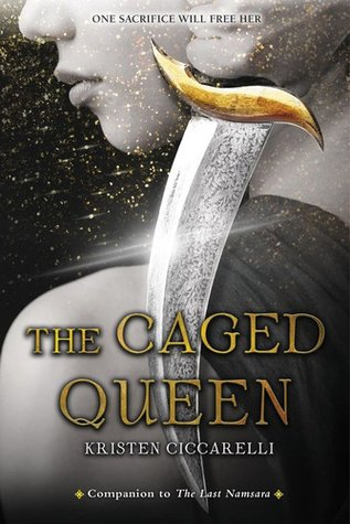 The Caged Queen Cover