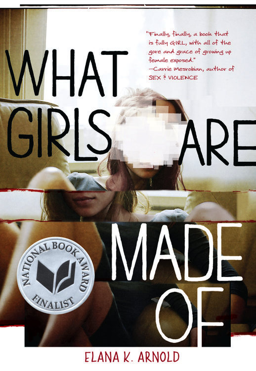 What Girls Are Made Of Cover