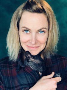 Elana K. Arnold Author Pic
