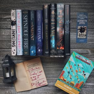 Word on the Street 2018 Book Haul Featured Image