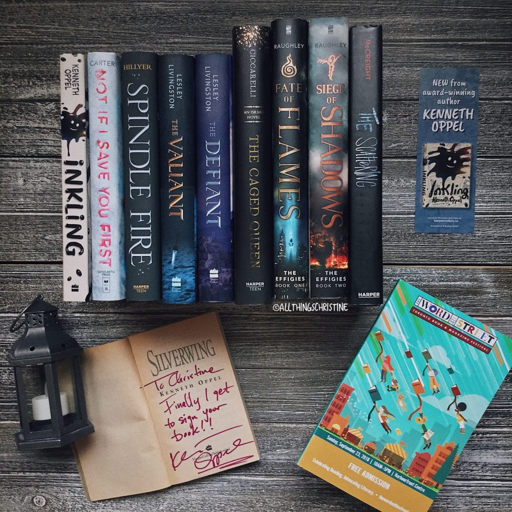 Word on the Street Book Haul