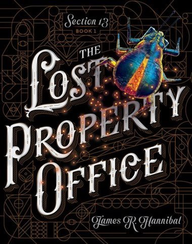 The Lost Property Office Cover
