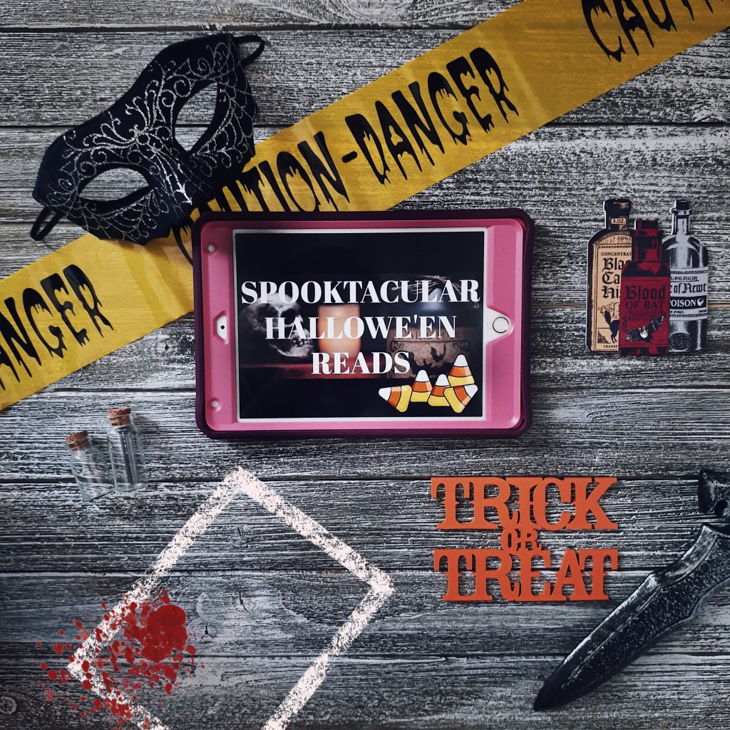 Spooktacular Halloween Reads Featured Image