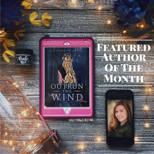 Featured Author of the Month: <br/> Elizabeth Tammi