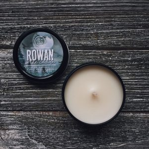 Rowan and the Cadre Candle Flick the Wick Unboxing September. 2018