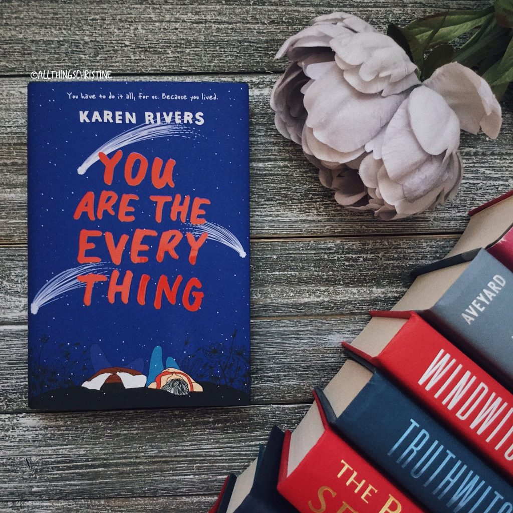 Guest Post: Featuring Karen Rivers+ GIVEAWAY