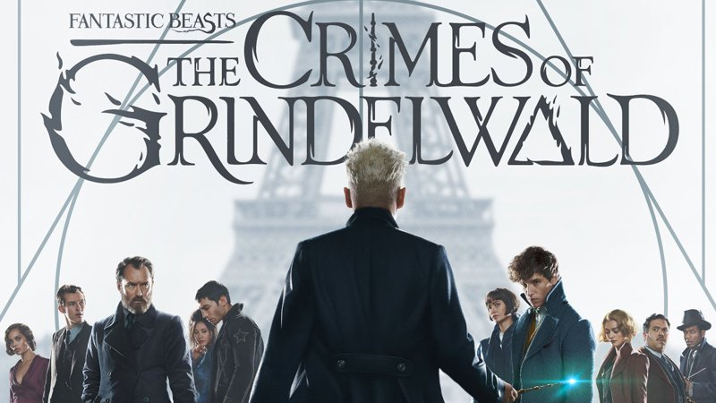 Crimes of Grindelwald Banner