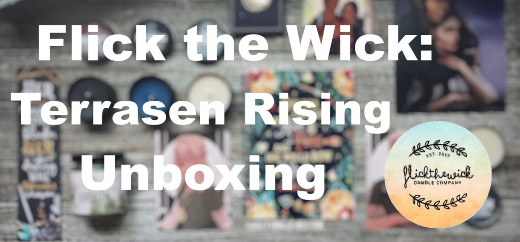 Flick the Wick Unboxing September 2018 Banner