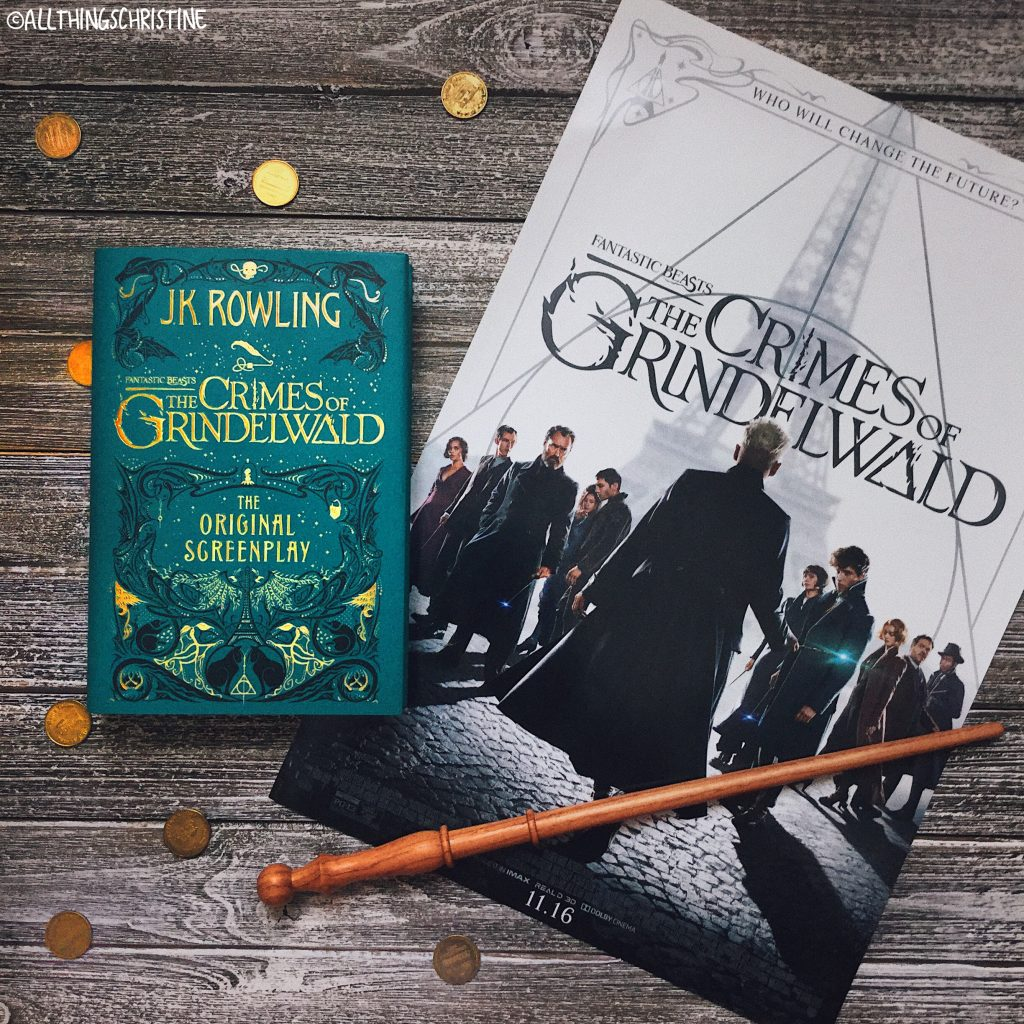 Crimes of Grindelwald Movie Review Featured Image