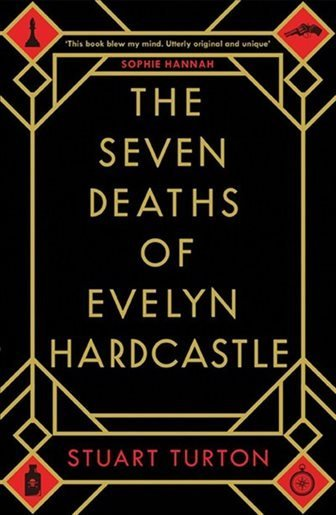Seven Deaths of Evelyn Hardcastle Cover