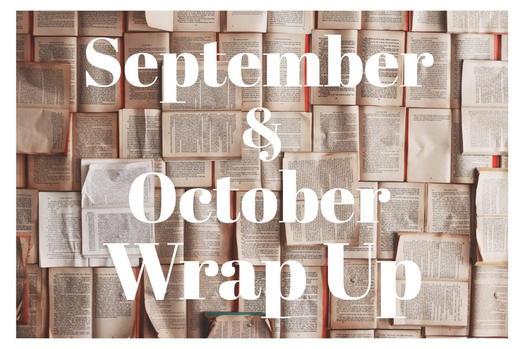 September and October Wrap Up Banner