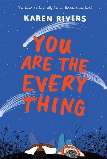 You Are the Everything Cover