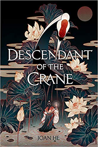 Descendant of the Crane Book Cover