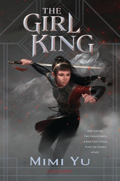The Girl King Book Cover