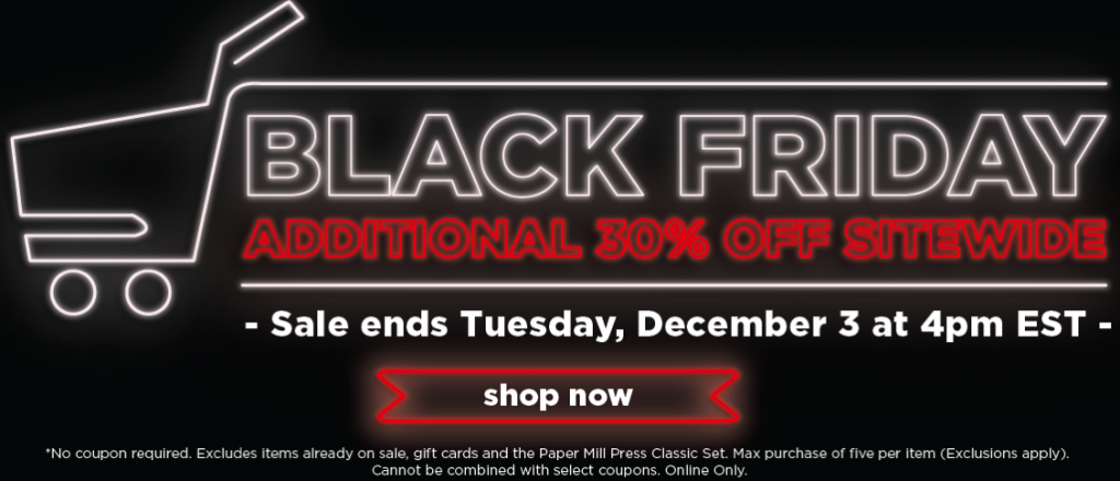 Book Outlet Black Friday Image
