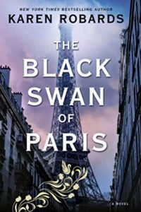 The Black Swan of Paris Book Cover