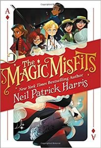 The Magic Misfits Book Cover