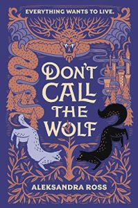 Don't Call the Wolf Book Cover