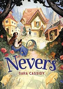 Nevers Book Cover